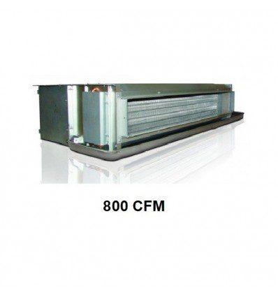 فن کویل سقفی توکار GL مدل GLKT3-800