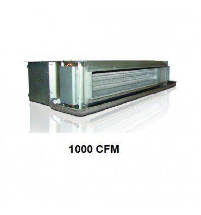 فن کویل سقفی توکار GL مدل GLKT3-1000